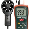 CFM and CMM Mini Thermo-Anemometer TES-AN200
