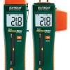 Combination Pin and Pinless Moisture Meter TES-MO260