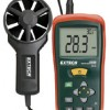 CFM and CMM Mini Thermo and Anemometer TES-AN100