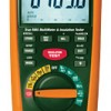 Wireless True RMS MultiMeter and Insulation Tester TES-MG300