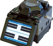 Used Fujikura SM MM Fiber Optic Fusion Splicer  FSM-17S