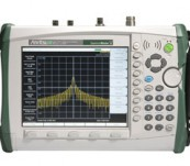Used Anritsu MS2724B HandHeld Spectrum Master Analyzer